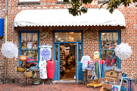 Bozena's gift shop at City Market