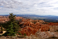 View near Bryce Point