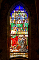 "Window in ""Saint Agricol"""