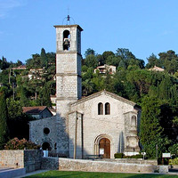 Valbonne church
