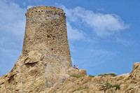 Genovese towers were mainly used as lookouts