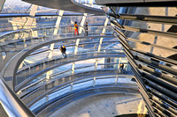 Berlin: In the Reichstag Dome