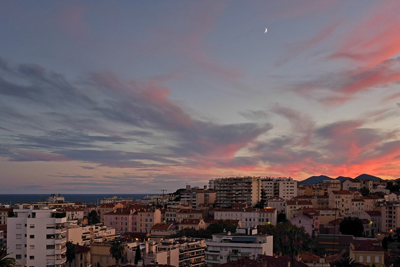 Cannes Evening
