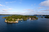 In the Stockholm archipelago