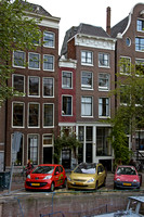 The narrowest house in all of Amsterdam