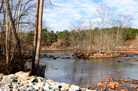 Along Upper Neuse River Greenway