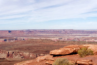 At Grand View Point Overlook