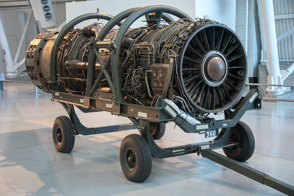 Engine for Grumman F-14D(R) Tomcat